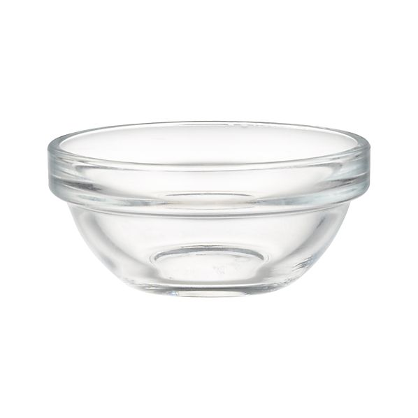 "Glass 2.25"" Bowl"