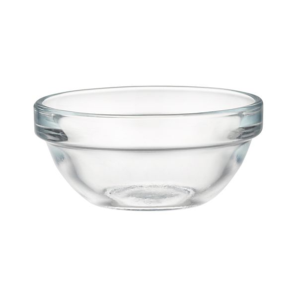 "Glass 2.75"" Bowl"