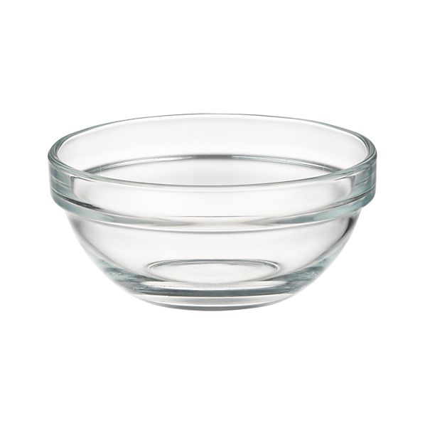 "Glass 4"" Bowl"