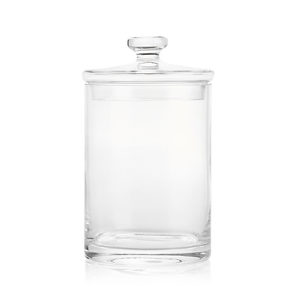 Extra Large Glass Canister