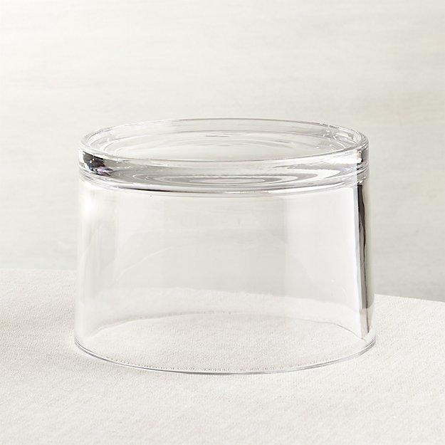 Glass Drink Dispenser Stand