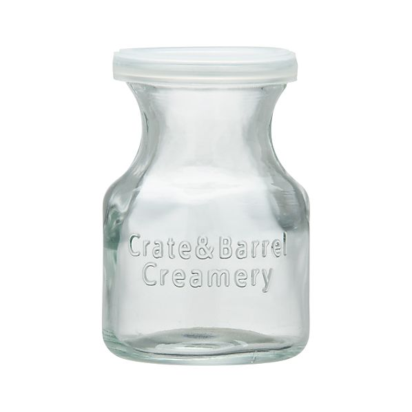 Mini Glass Creamer
