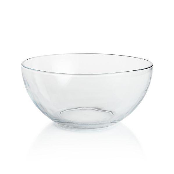 GlassServingBowl10inS16