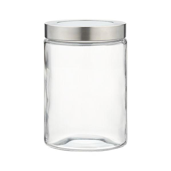 GlassStorageSSSm40ozS13