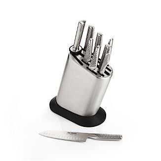 Global ® 10-Piece Knife Block Set