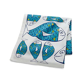 Go Fish Dish Towel