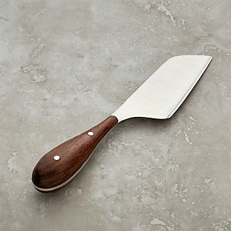 Gorge Rosewood Hard Cheese Knife