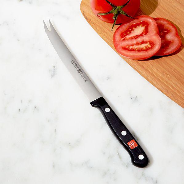 """Wüsthof ® Gourmet 5"""" Tomato Knife"""