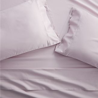 Grace Iris Sheets and Pillow Cases