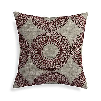 "Gracie Plum 18"" Pillow"