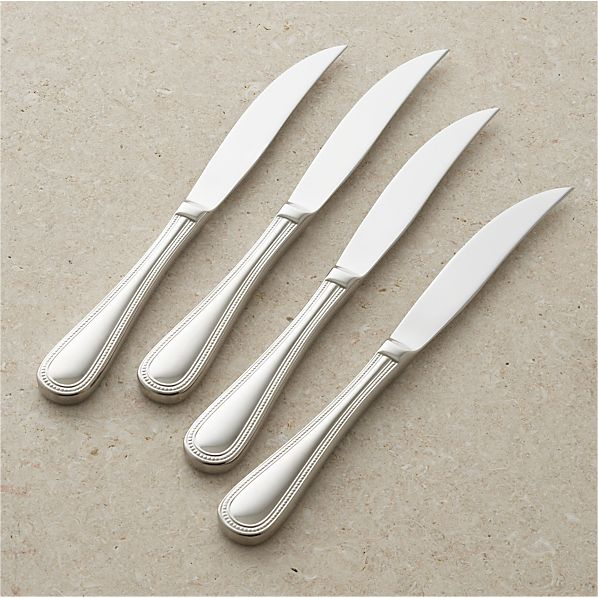 Grand Hotel II Steak Knives Set of Four