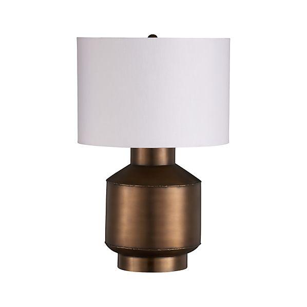 Grant Table Lamp
