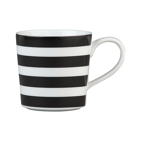 Graphic Stripes Mug