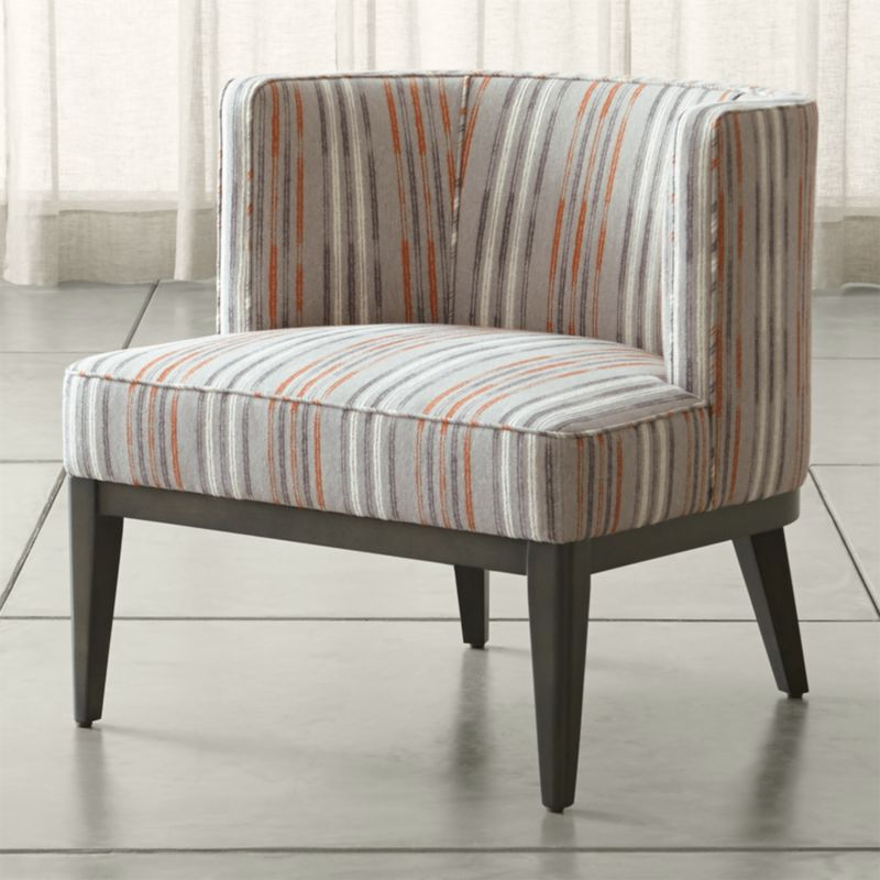 Grayson Upholstered Barrel Chair