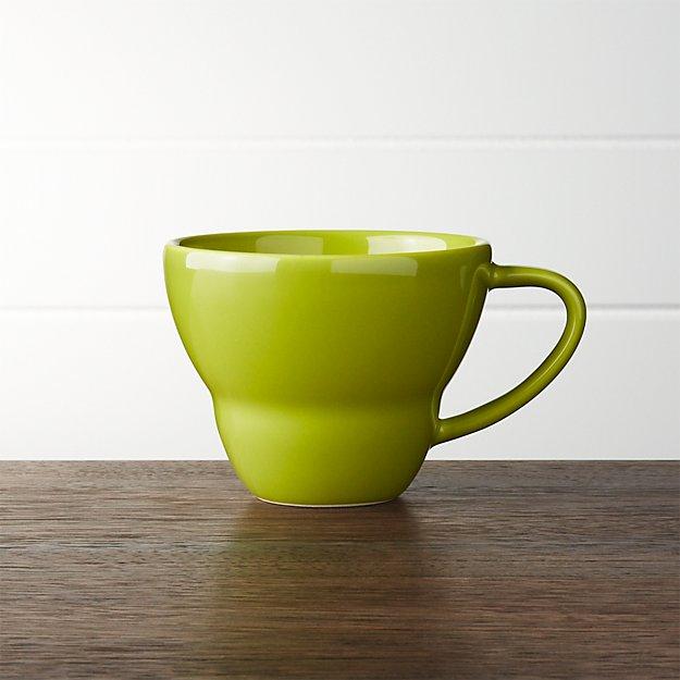 Green 10 oz. Mug