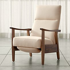 Greer Fabric Recliner