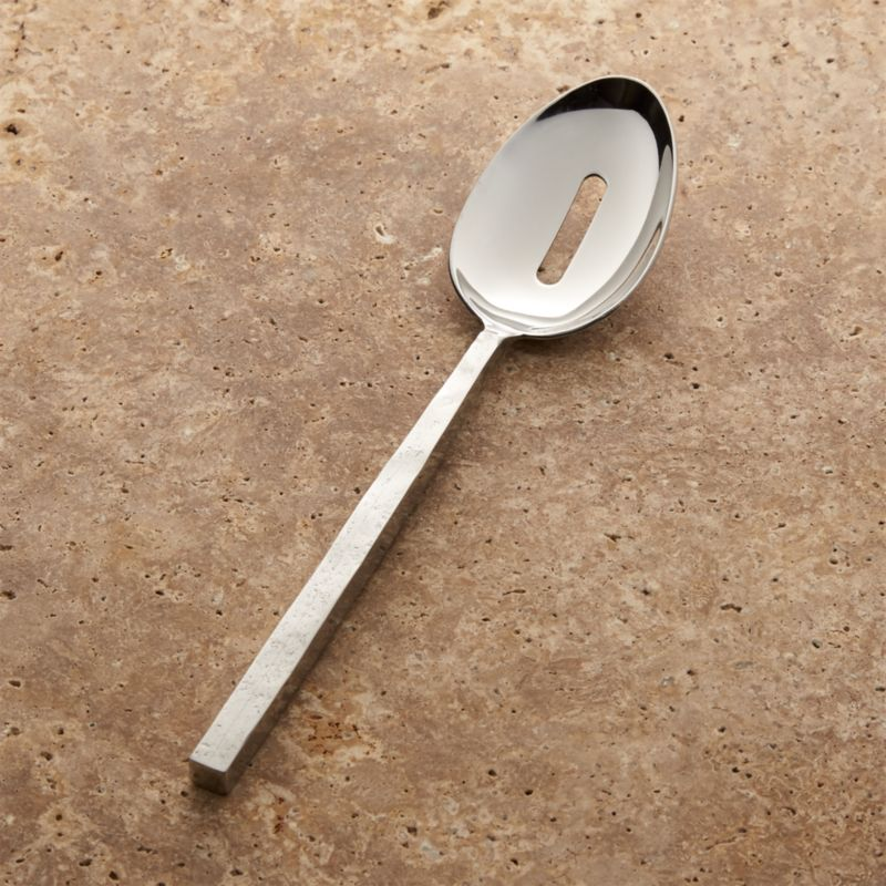 Greyson Slotted Serving Spoon