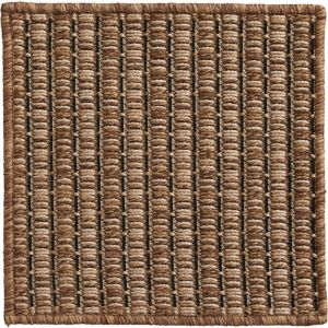 Grid Brown Indoor-Outdoor 12