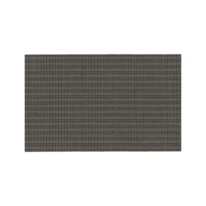 Grid Grey Indoor-Outdoor 9x12' Rug