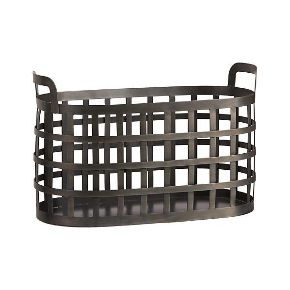 Grid Magazine Basket