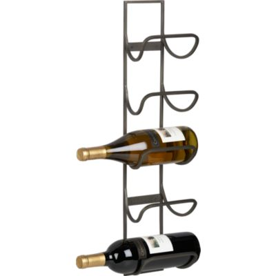 Grier 5-Bottle Wine Rack