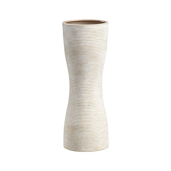Griffin Vase Taupe