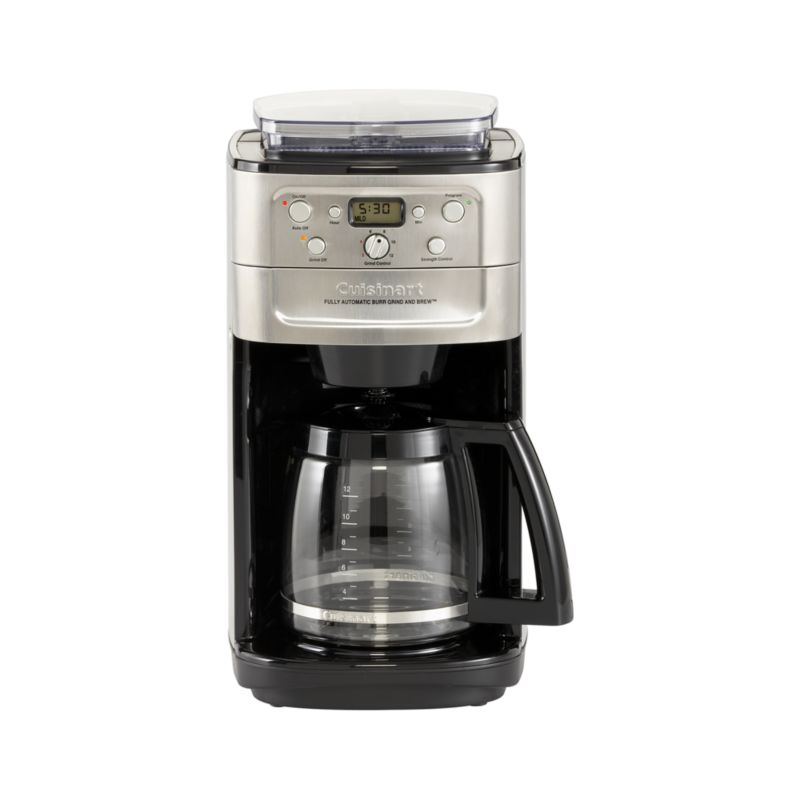 Coffee Maker Instructions : Instructions For Cuisinart Coffee Maker With Grinder - ggettnt