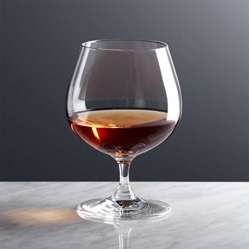 Guy Brandy Snifter Crate And Barrel