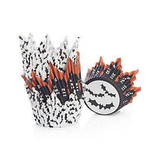 Set of 48 Halloween Cupcake Papers