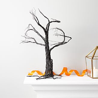 Halloween Haunted Tabletop Tree