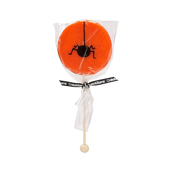 Halloween Spider Lollipop