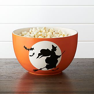 Halloween Witch Mixing-Serving Bowl