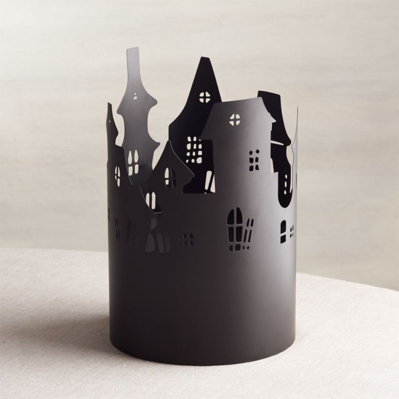 Haunted House Drink Dispenser Stand