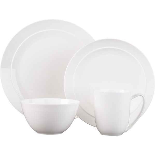 Halo 16-Piece Dinnerware Set