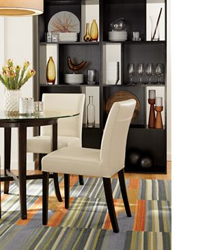 Dining room inspiration gallery crate and barrel for J t basque bar dining room