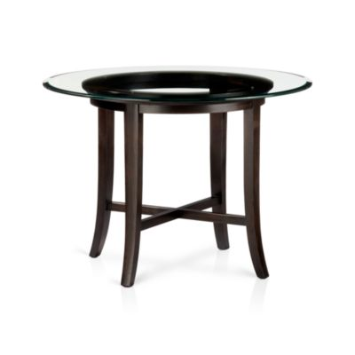 Halo Ebony Dining Table with 42