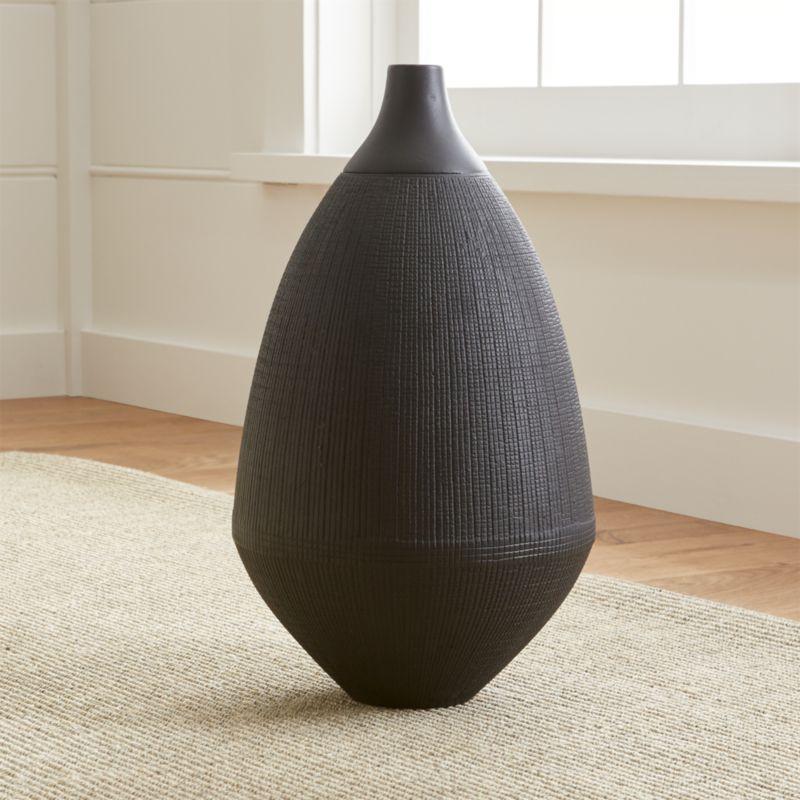 Halsey Floor Vase
