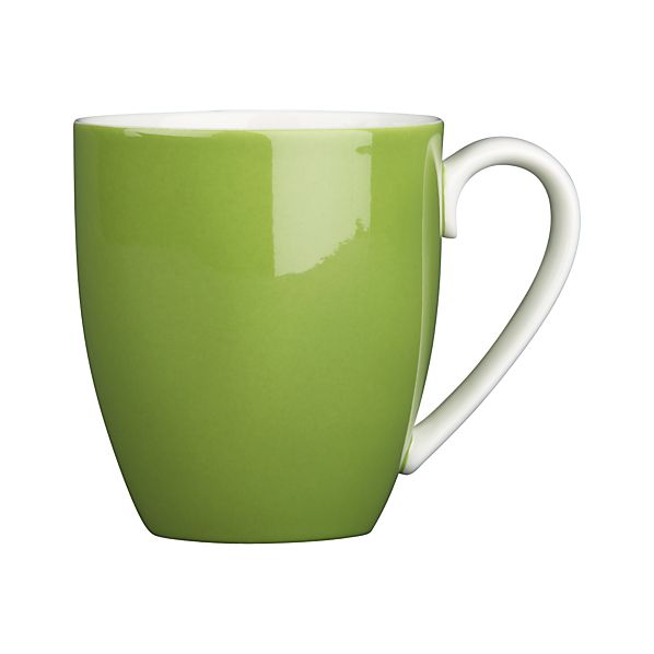 Hamptons Green Mug