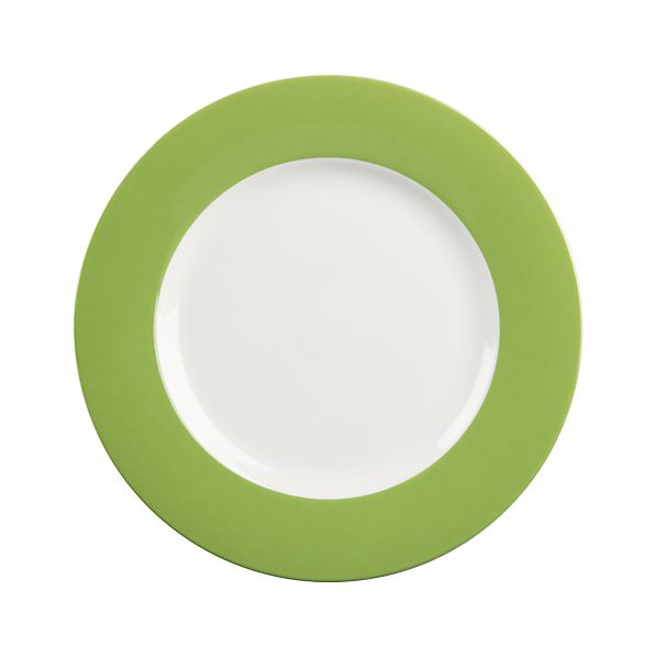 Hamptons Green Salad Plate