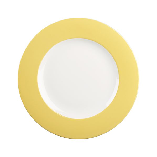 Hamptons Yellow Platter