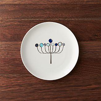 Hanukkah Salad Plate