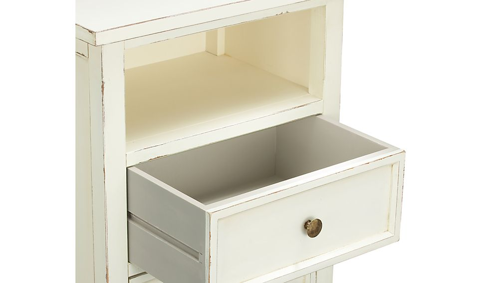 Harbor 2-Drawer Nightstand
