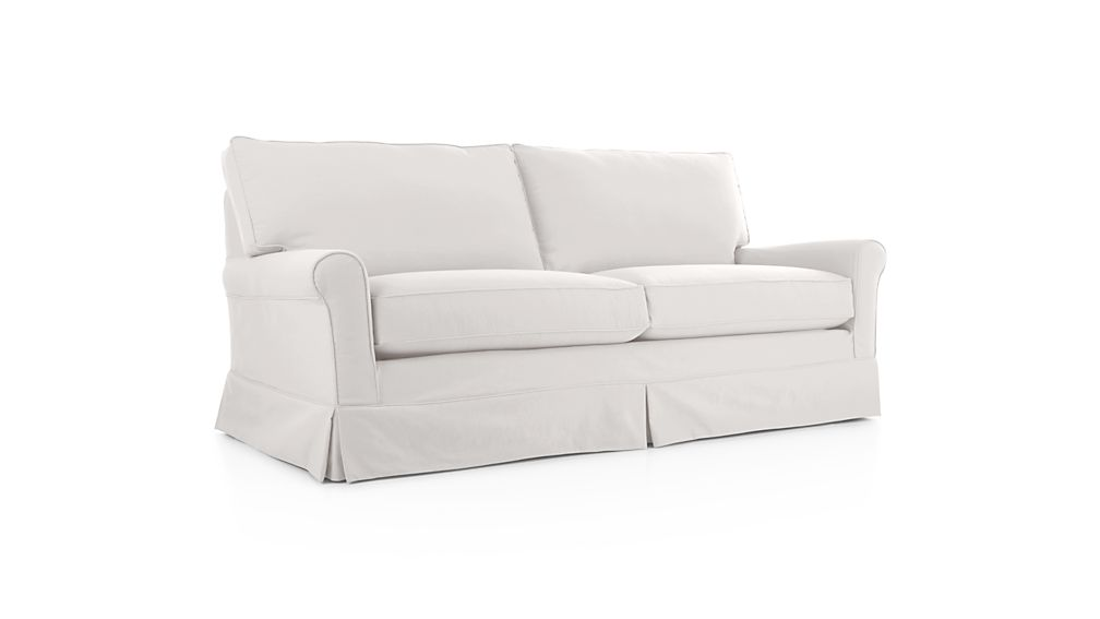 Slipcover Only For Harborside Apartment Sofa Petry Snow