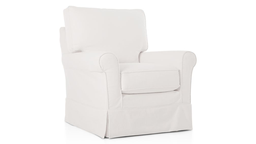 Slipcover Only for Harborside Swivel Chair