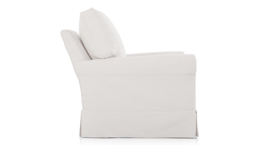 Slipcover Only for Harborside Armless Chair