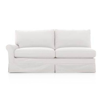 Slipcover Only for Harborside Sectional Left Arm Full Sleeper