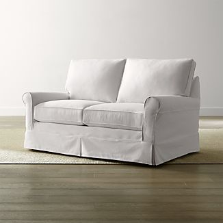 Harborside Slipcovered Loveseat