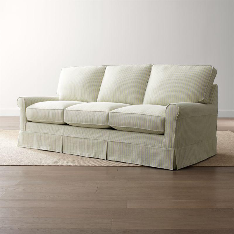 Slipcover Only for Harborside Queen Sleeper Sofa