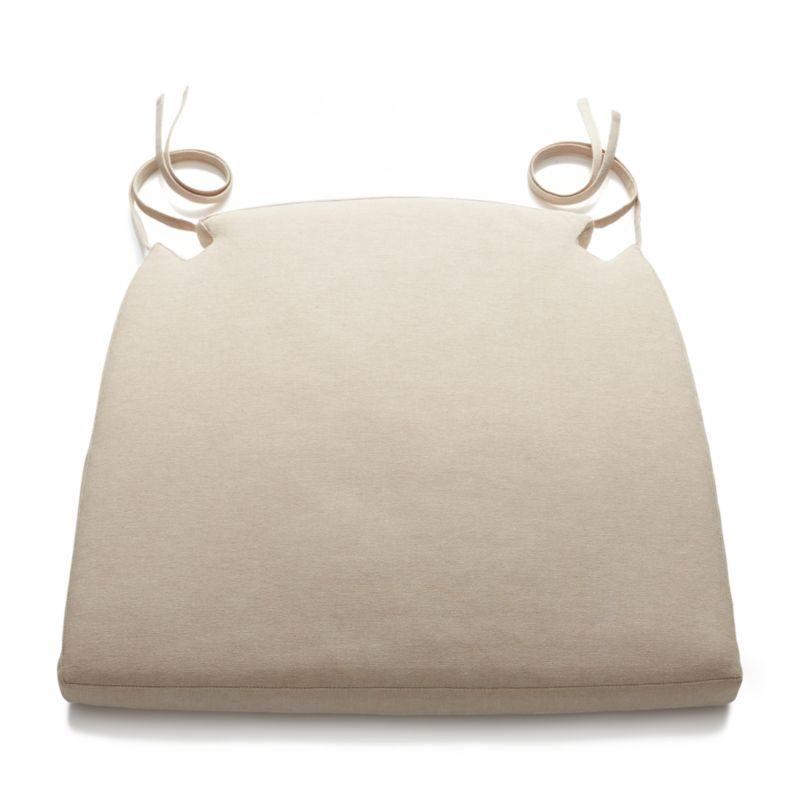 Harper Sand Chair Cushion