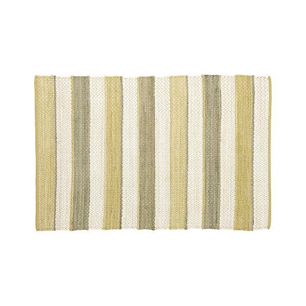 Harper Maize 4'x6' Rug
